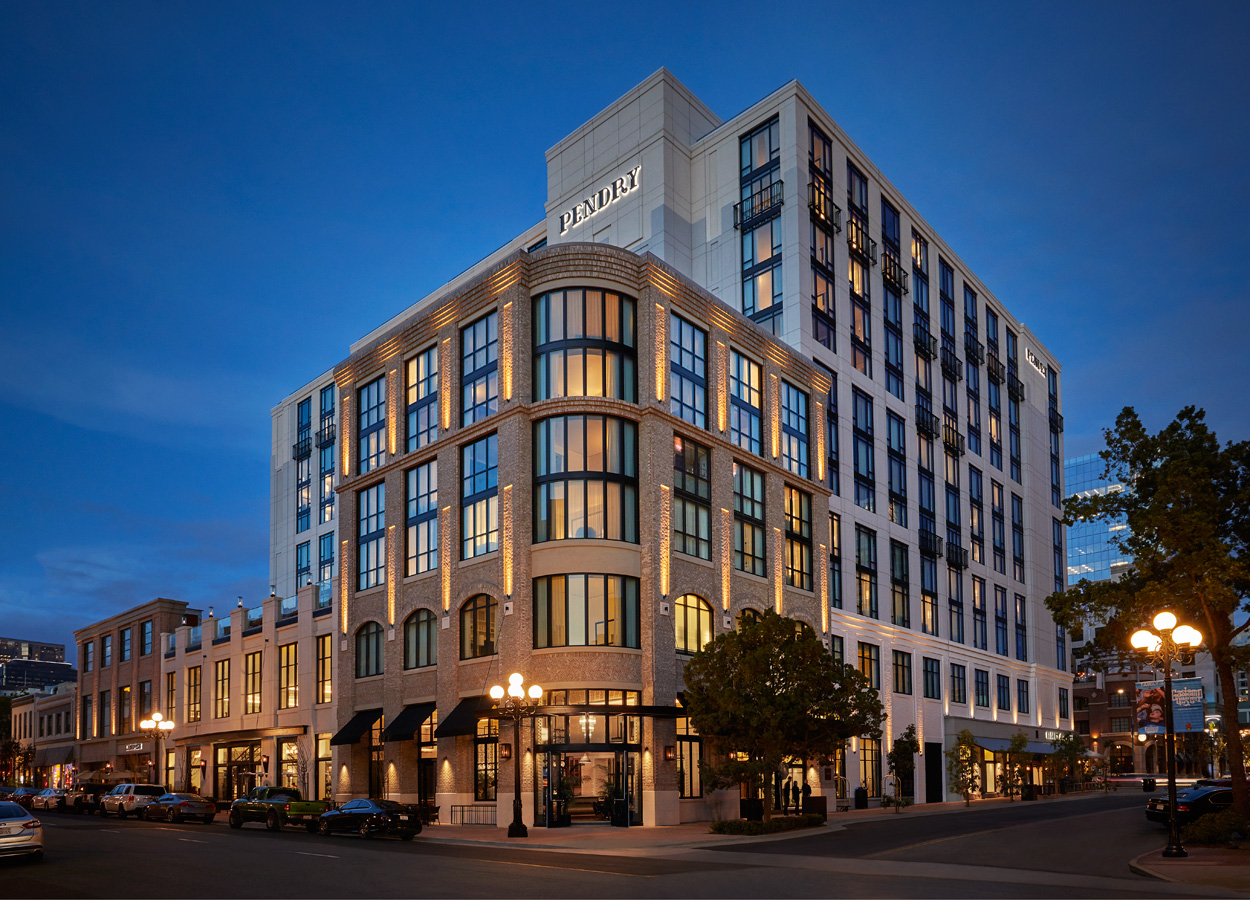 san diego hotel image gallery | pendry hotels & resorts